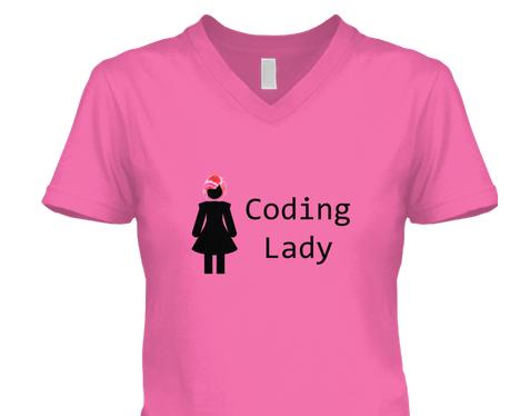 Coding Lady