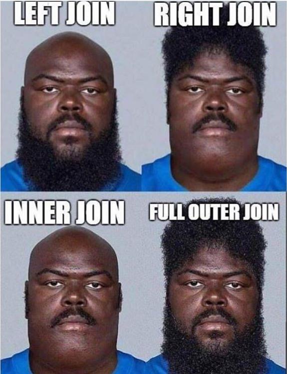 Tipos de Jon con pelos