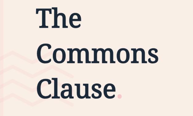Las nuevas licencias (casi) open source – Todos contra Amazon