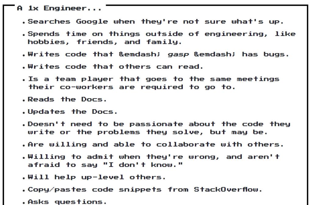El ingeniero 1x