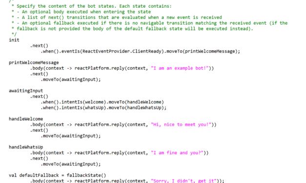Como usar una Interfaz Fluida para crear fácilmente tu propio lenguaje